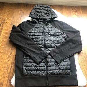 F.O.G London Fog down fill packable jacket w/hood